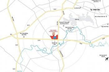 Đừng đầu tư đất nền Vĩnh Phúc nếu chưa xem dự án mới nhất tại Vĩnh Yên (097.101.9968)
