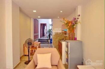 Cho thuê nhà riêng tại Xuân Đỉnh ngõ to có chỗ đỗ ô tô DT 60m2, 2PN, đầy đủ nội thất giá 9tr/tháng