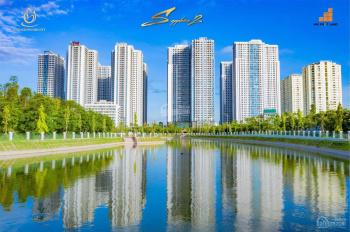 Bán căn góc 09 tòa S2 129m2, căn đẹp, giá rẻ nhất thị trường. Đóng 30% nhận nhà, thanh toán 3 năm