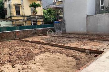 Bán đất 35m2 ngõ phố Ngọc Trì, Thạch Bàn, Long Biên, Hà Nội