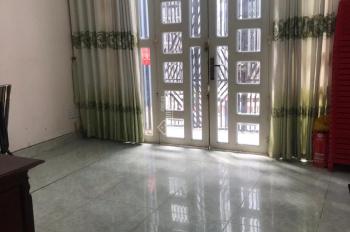 Cho thuê nhà nguyên căn quận Bình Tân - 1 trệt, 1 lầu, 1 sân thượng