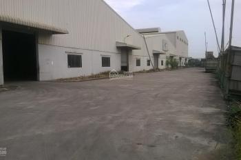 Cho thuê kho xưởng A5 KCN Sài Đồng - Hanel, cạnh đường 5, DT: 1000m2 - 12.000m2
