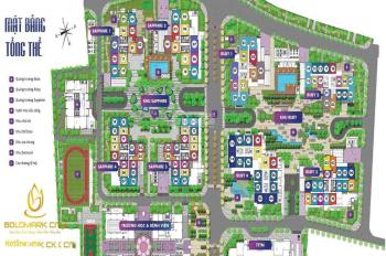 Danh sách 450 căn hộ chung cư Goldmark City 136 Hồ Tùng Mậu giá 2 tỷ/căn 0985.962.087