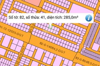 Bán gấp lô nhà vườn mặt sau đường 53m(285m2)dự án HUD, nhóm 1, Nhơn Trạch, LH: 0915 717 345