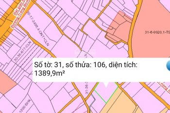 Covid cần bán gấp lô đất 100m2, thổ cư, hẻm 5m, xã Cây Gáo, ngay trung tâm, giá 450 triệu