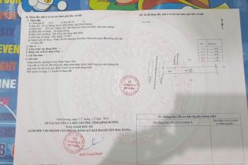 Chính chủ kẹt tiền cần bán gấp lô đất xã Lai Hưng, Bàu Bàng