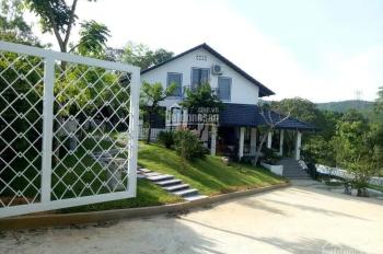 Bán biệt thự ven hồ tuyệt đẹp tại Lương Sơn, Hòa Bình