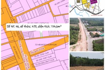 Sở hữu lô đất duy nhất mặt tiền Nguyễn Hữu Cảnh, đầu tư hoặc kinh doanh, sổ đỏ riêng CK ngay 5%