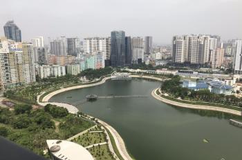 Bán gấp cắt lỗ D'capitale Trần Duy Hưng căn 51m2, 56m2, giá 1,9 tỷ, 2PN ban công ĐN, view hồ