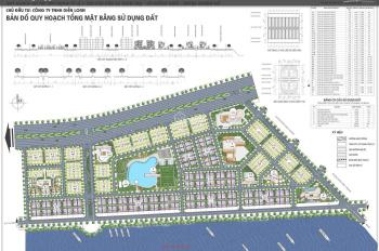Bán đất nền khu vực vịnh Cửa Lục - Hạ Long - dự án Emerald Bay - 0369506666