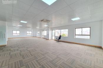 Văn phòng phố Trần Bình 220m2 cần cho thuê gấp! Chỉ còn tầng 6 giá siêu rẻ 160k/m2