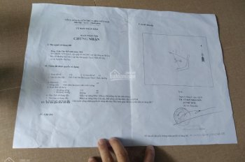 cần bán gấp đất thổ cư Tân xã gần khu CNC Hòa Lạc giá 6tr/m2  liên hệ chính chủ  0368005203