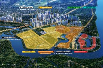 Biệt thự Manhattan Glory giá tốt nhất, Vinhomes Grand Park Q9  - 11.9 tỷ