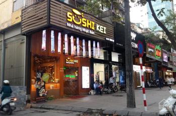 Biệt thự phố Nguyễn Du 800m2 x 3 tầng x MT 10m. Kinh doanh nhà hàng cao cấp. Giá 273tr/th (TL)