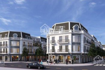 Bán 23 căn nhà phố shophouse Vincom xây 4 tầng tại TP. Sông Công, Thái Nguyên. LH: 0379.789999