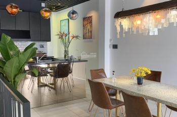 Cho thuê nhà hẻm Bùi Thị Xuân, P3, DT 7 x 10m, trệt 3 lầu, cho làm căn hộ DV