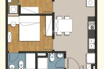 Bán căn hộ 2PN dự án 9 View Hưng Thịnh, Quận 9. 58m2, có nội thất, giá chỉ 1,9 tỷ- 0904153193