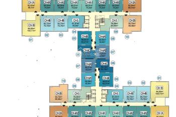 Bán gấp căn số 915, tòa Ct2a 69m2 chung cư HN Homeland, giá 1tỷ650 (bao sang tên), LH 0912700518