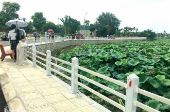 Cần bán đất nền Hòa Lạc, sát khu CNC, gần mặt đường dt419, giá từ 699tr/lô có sổ đỏ LH: 0936469996