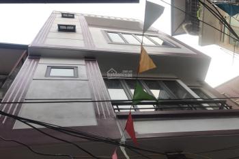 Bán nhà phố Hồng Mai, SĐCC 45m2, 5 tầng, xây mới, cách phố 30m, 3,75 tỷ (TL)