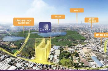 New Galaxy - dự án vàng được chờ đợi từ CT Hưng Thịnh, căn hộ làng đại học Bình Dương - 0909226397