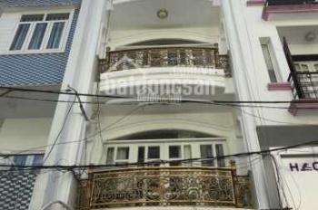 Cần bán nhà Góc 2MT đường Trần Hưng Đạo, P.7 Q.5, 4.5x20m, 7 tầng HĐT 100tr, giá 35 tỷ