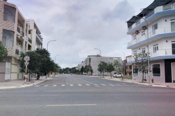 Bán đất tái định cư 30/4, P. Long Toàn, giá 2 tỷ 3, View công viên. 093835.2623. Dân cư đông đúc