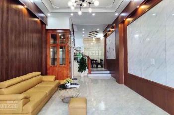 Bán biệt thự mini 4 tầng giáp quận 10, đường Lạc Long Quân (6.3x14m) chỉ 100tr/m2. Giá hơn 8 tỷ