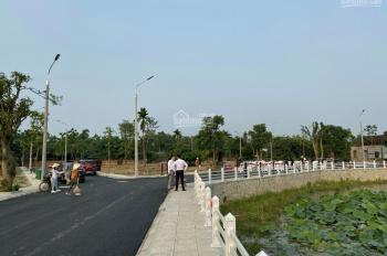 Đất nền Hòa Lạc - sổ đỏ ngay - liền đường lớn - 8 triệu/m2