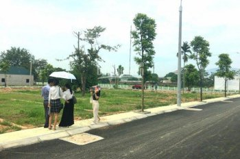 Cơ hội ĐT lớn khi mua đất nền Hòa Lạc chỉ từ 9tr/m2, cam kết giá tốt, sát khu CNC, LH 0986052323