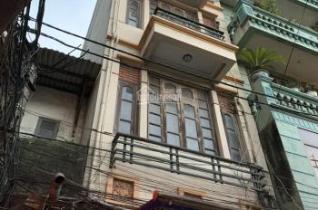 Chính chủ cho thuê nhà mặt phố 5 tầng tại Pháp Vân, 1395 Đường Giải Phóng. LHCC: 0966386271