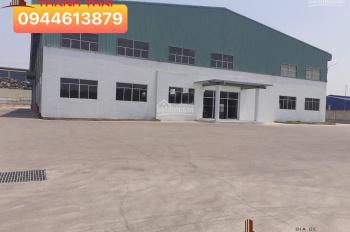Cho thuê kho xưởng tại Khu Công Nghiệp Rạch Bắp, Bến Cát, Bình Dương liên hệ Mr. Thái: 0944.613.879