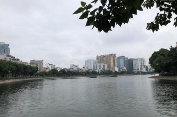 Nhà mặt phố - view hồ - hiệu suất cực đỉnh - chỉ hơn 150tr/m2