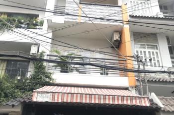 Cho thuê nhà mặt tiền 33C Lê Thúc Hoạch - 4 x 16(64m2) - 4 tầng(DTSD: 240m2) - 26 triệu/tháng