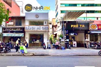 Cho thuê MT Nguyễn Trãi Q1 P. Bến Thành (4x17m) vị trí nằm ngay đoạn đẹp tiềm năng giá nay 72 triệu