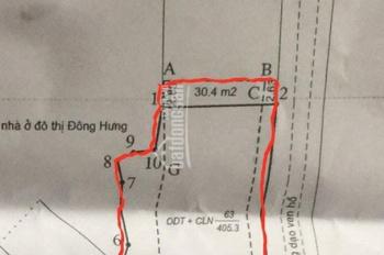 Bán đất biệt thự KĐT Đông Hưng - Đồng Tâm - View hồ thoáng mát - LH: 0962.115.839