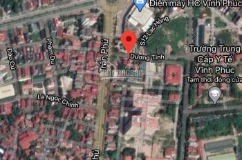 Bán lô đất kinh doanh đắc địa đường Dương Tĩnh P.Liên Bảo - Cổng sau viện Tỉnh cũ. LH 0987416477