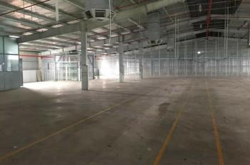 Cho thuê xưởng ngành may mặc 5700m2, quận 12
