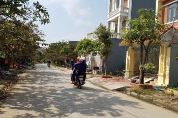 Bán đất mặt đường Trực Cát, Vĩnh Niệm đoạn kinh doanh buôn bán tốt