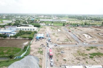 Bán đất Tân Lân Long An 80-100m2 chỉ với giá 875tr xây dựng tự do cạnh các tiện ích của trung tâm