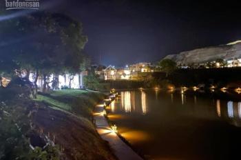 CC bán BT nghỉ dưỡng Lâm Sơn, Hòa Bình view hồ, giá rẻ, 400m2 full nội thất cao cấp, LH 0904338419