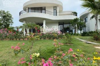 CC bán căn BT nghỉ dưỡng đẹp nhất Lâm Sơn Hòa Bình, 400m2 full NT, SĐCC view hồ giá rẻ 0904338419