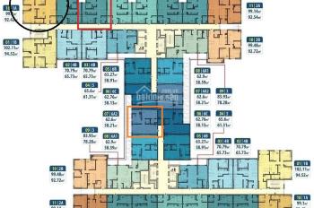 Muốn bán căn hộ chung cư Hà Nội Homeland, căn 1018, DT: 92.4m2, tòa 2A, giá: 2.05tỷ LH: 0904516638