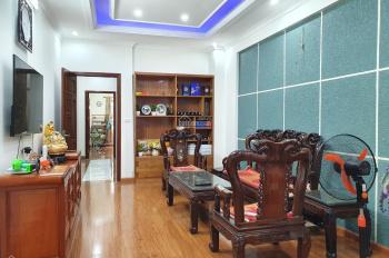 Bán nhà Đặng Thùy Trâm, Nghĩa Tân, Cầu Giấy, 70m2 x 6T, thang máy, 11.5 tỷ, 7 chỗ vào nhà