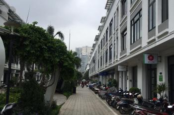 Cho thuê shophouse Vinhome Gardenia Hàm Nghi. DT: 93 m2 * 5 tầng, MT: 6 m, 38 triệu/th