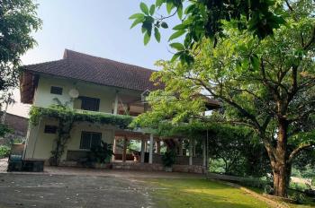 Bán ngay một khuôn viên biệt thự nhà vườn tại xã Hòa Sơn, Lương Sơn, Hòa Bình