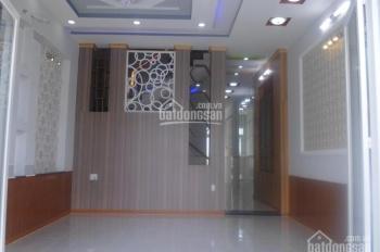 Cho thuê nhà góc 2 mặt hẻm 89 Nguyễn Hồng Đào, Tân Bình, DT: 4.5 x 14m, 2PN, 2WC. Giá: 12tr/th