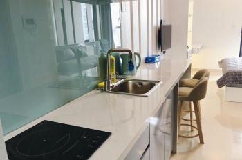 Chính chủ cần cho thuê studio nội thất đẹp tại Rivergate giá 9tr/tháng cách chợ Bến Thành 900m