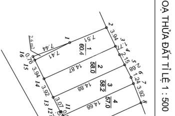 Bán đất phân lô ngõ 207 Xuân Đỉnh có thể kinh doanh. Giá 80tr/1m2 LH: 0944.22.44.89