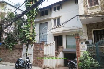 Nhà mặt phố Tây Hồ - Quảng An cho thuê làm văn phòng giá rẻ
